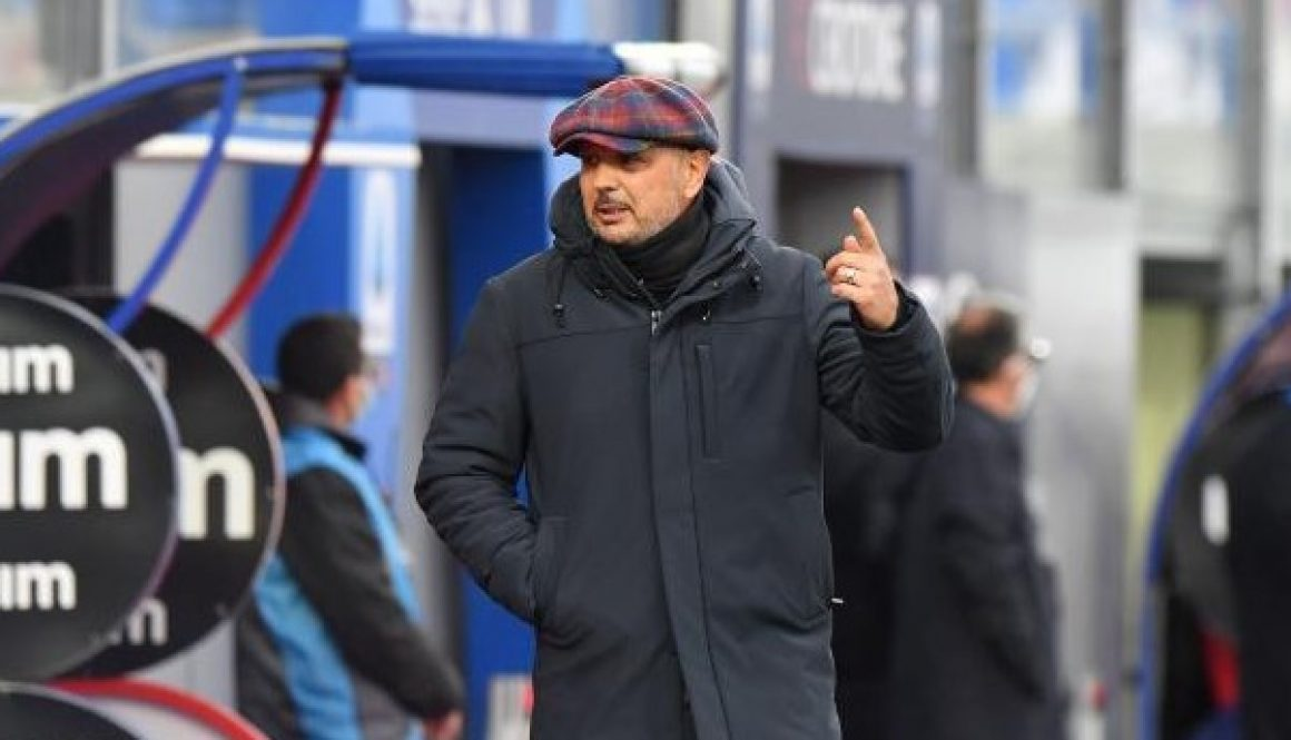 Бъдещето на Синиша Михайлович начело на Болоня не е сигурно bet365