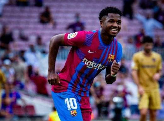 От Барселона са много близо до финализирането на новия договор на Ансу Фати bet365